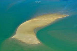 banc de sable aérien