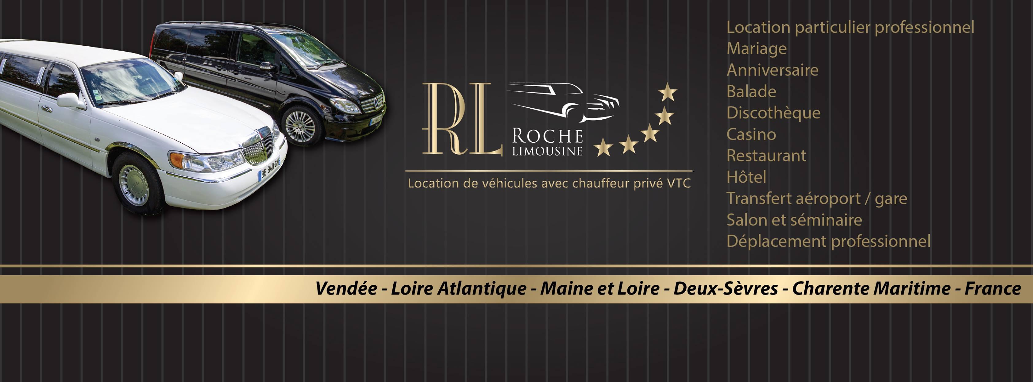 logo location limousine la roche