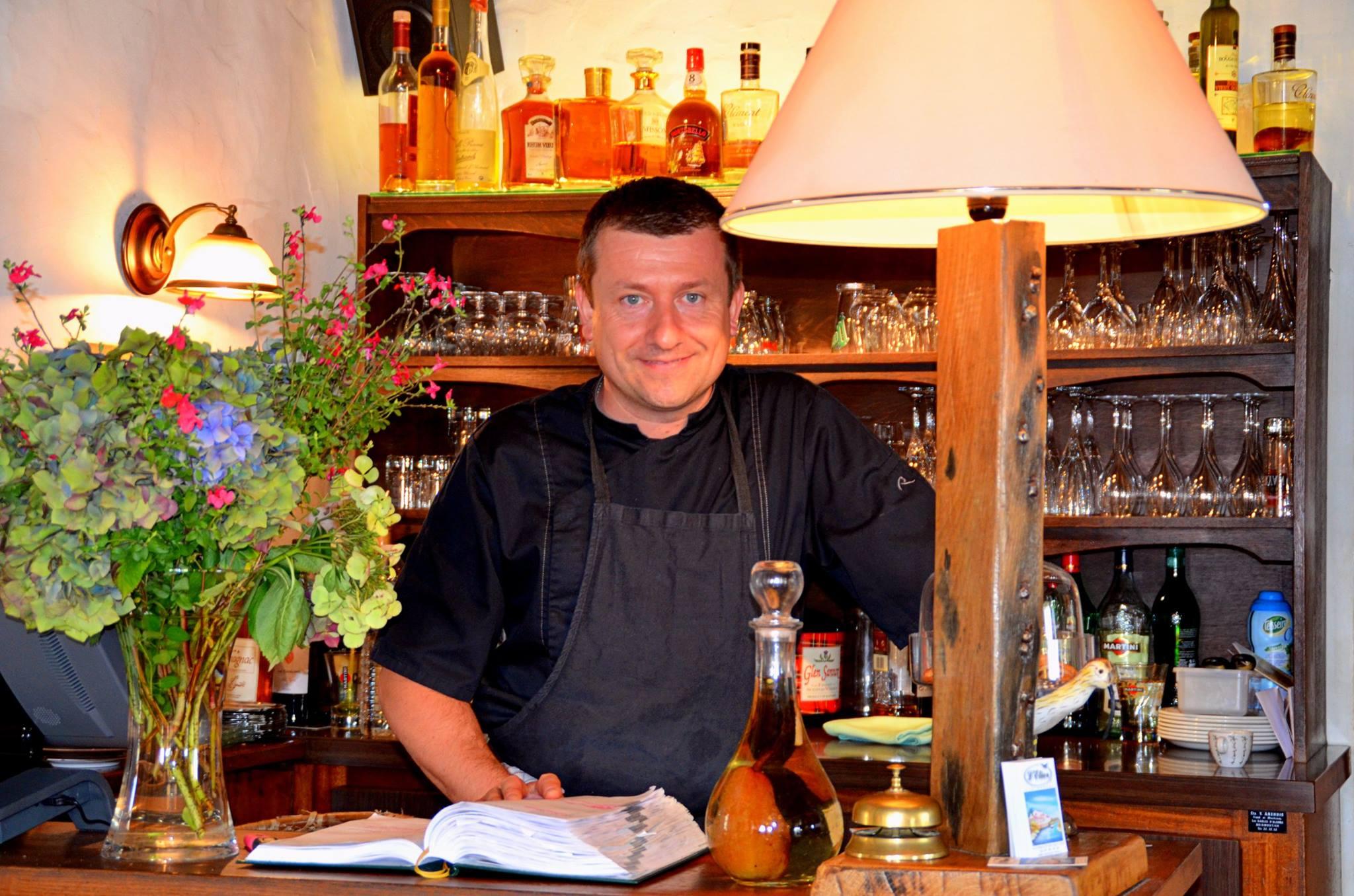 patron restaurant l'étier noirmoutier