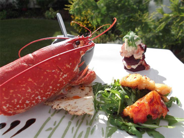 saveurs gourmandes homard